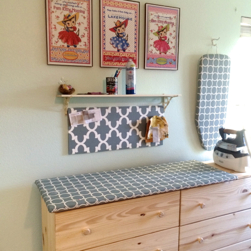 Create A Great Ironing Board Packing Station Stop Staring And